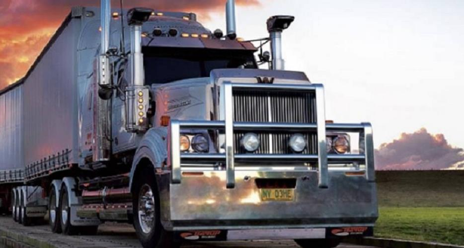 semi truck driving jobs in australia