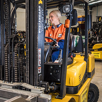 Forklift and Storeman Role based in Eagle Farm